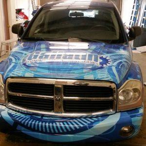 Vehicle graphic installations Nashville