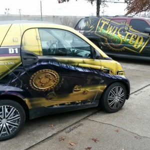 ROI of vehicle wrap