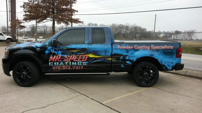 vehicle wraps increase sells