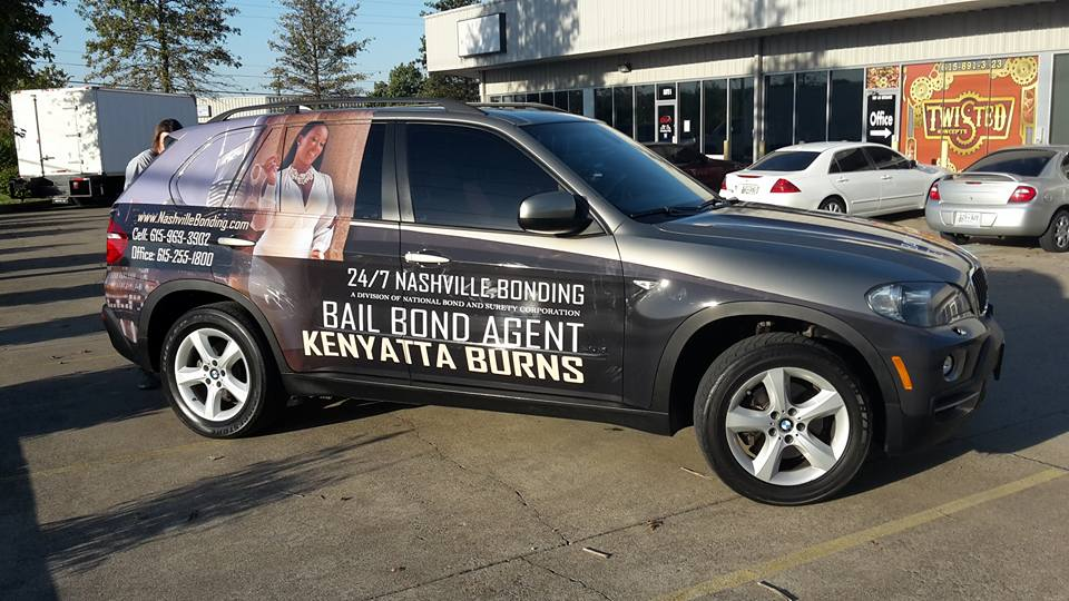 Protect vehicle wrap in heat